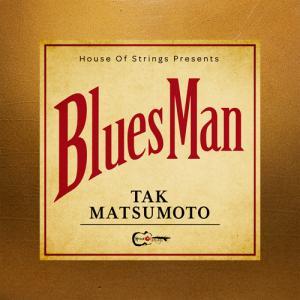 Tak Matsumoto / Bluesman(通常盤)CD yamano