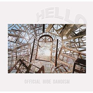 Official髭男dism/HELLO EP (CD+DVD)の画像