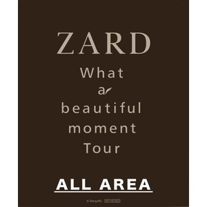 "ZARD LIVE 2004 ""What a beautiful moment"" ブルーレイ 特典付き