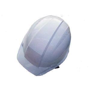 A-01Vヘルメット発泡スチロール入通気口付シール無し 白|yamaoka-shop