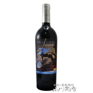 スペイン 赤ワイン トリデンテ テンプラニーリョ 750ml / ボデガス トリデンテ ギフト プレ...