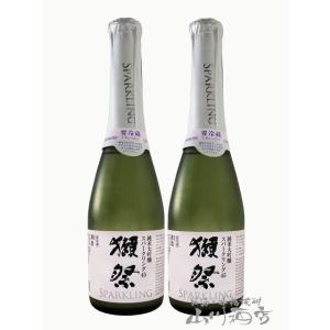 獺祭 ( だっさい ) 純米大吟醸 スパークリング45 360ml ×2本 / 山口県 旭酒造株式会...