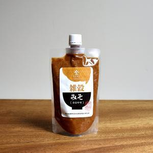 キヌア・アマランサス、黒米、赤米、黒豆、大豆、胚芽米の7種類をブレンドしました  味噌造り一筋60余...