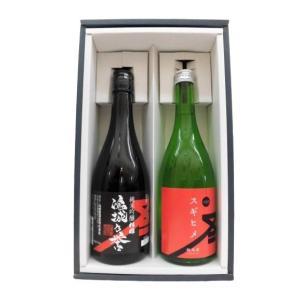 鴻城乃誉・スギヒメセット 720ml×2|yamashiroyasyuzou