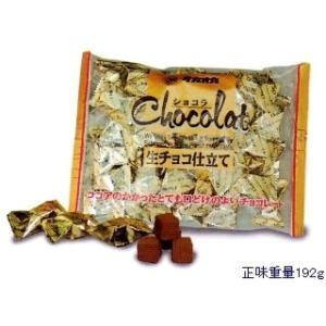 タカオカ食品 200gショコラ生チョコ仕立て 20袋入