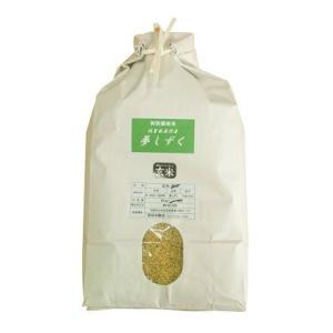 お米 10kg  特A 特別栽培米 佐賀県 夢しずく 令和元年産 玄米5kg×2袋 選べる精米|yamasina|02