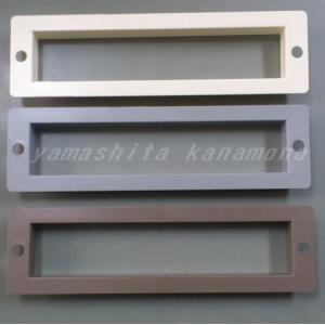 中西産業 ドア用郵便ポスト用 ガイド  PO-UK(A)  yamasita 02