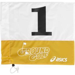 アシックス ASICS グランドゴルフ用品 旗 GGG069 yamasp