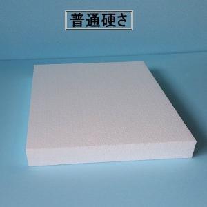 発泡スチロール板 150mm×150mm×20mm 10枚 普通硬さ|yamatami