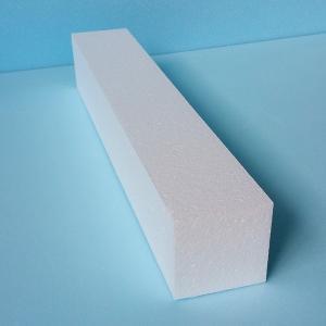 発泡スチロールかたまり(ブロック) 200mm×200mm×923mm 1個 普通硬さ|yamatami