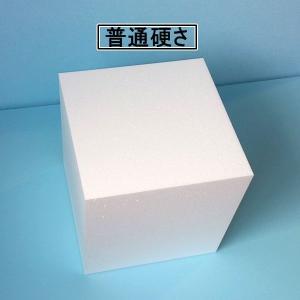 発泡スチロールかたまり(ブロック) 400mm×400mm×400mm 1個 普通硬さ|yamatami