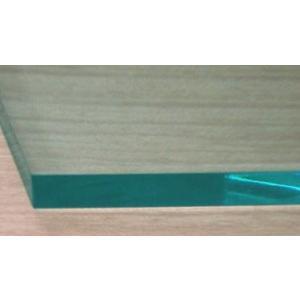 アクリルガラス色5mm厚 400mmx350mm 一級建築士事務所登録票 おしゃれなガラス色プレート。 当店のおススメ商品です。|yamato-design|02