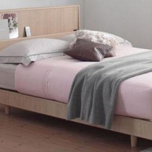 フランスベッド マットレスカバー MC エッフェ プレミアム ワイドダブルサイズ ベッド用品 光沢 寝具 綿100% 洗濯機洗い可 フランス綾織 1540×1950mm? しな|yamato-netshop