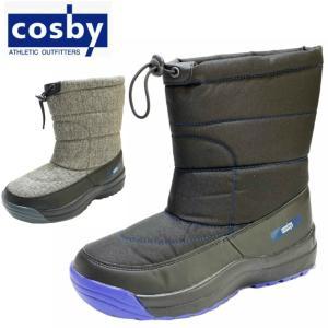 メンズ スノーブーツ COSBY コスビー CSSNB-15 対水圧5000 可動スパイク
