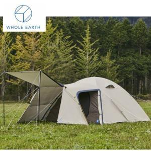 EARTH DOME 270 IV WE23DA06 ドーム型 ファミリーテント Whole Ear...