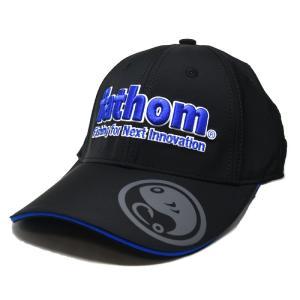 fathom フィッシングキャップ 3Dロゴ Blue|yamatoayura