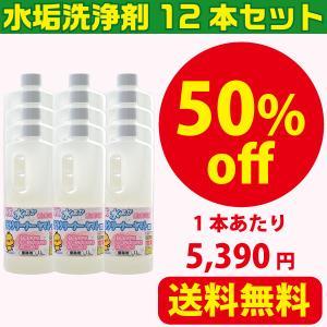 頑固な水垢取りにおすすめ 業務用水あか落とし洗剤 テラクリーナーヤマト 12本セット|yamatoayura