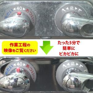 頑固な水垢取りにおすすめ 業務用水あか落とし洗剤 テラクリーナーヤマト 12本セット|yamatoayura|03