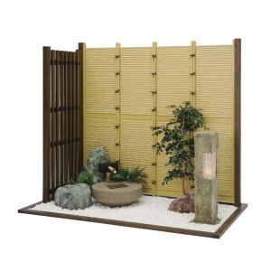 坪庭Kセット A60CG902 (グローベン サイドエクステリア)|yamatojyu-ken