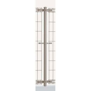 プロメッシュフェンス1型専用 間柱タイプ支柱 H1000用 1本 (四国化成)|yamatojyu-ken