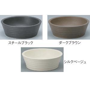 陶芸 ポット(水受け) ラルゴ 1個 ユニソン 水鉢 yamatojyu-ken