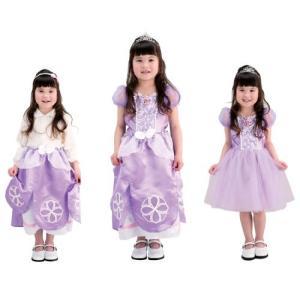 ディズニー ちいさなプリンセスソフィア かわいい3WAYドレス 100cm-110cm|yamatoko