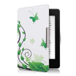 kwmobile 対応: Amazon Kindle Paperwhite ケース - 電子書籍カバー PUレザー - オートスリープ Reader yamatoko