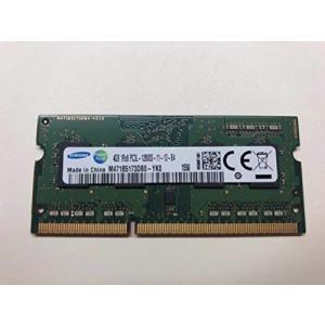 サムスン M471B5173QH0-YK0 サムスン 4GB 1Rx8 PC3L-12800S 1600Mhz SODIMM-204P (MX15GA yamatoko