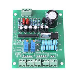2 pcs VUメーターウォームバックライト録音+オーディオレベルアンプ ドライバーボード付 アナログメーター&電子基板 オーディオ用 yamatoko