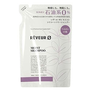 REVEUR0(レヴールゼロ) レヴール ゼロ モイスト シリコーンフリー シャンプー 詰替 380...