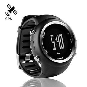 ランニングウォッチ GPS 腕時計 デジタル ウォッチ 防水 軽量 Bluetooth搭載 歩数計 EZONT031B01|yamatoko