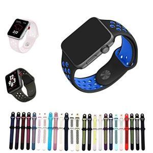 For Apple Watch バンド シリカゲル アップルウォッチNike+ / New apple watch series1/2/3用のアップル|yamatoko