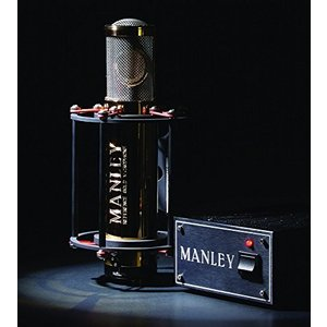 MANLEY GOLD REFERENCE STEREO MICROPHONE マイクロフォン マンレイ