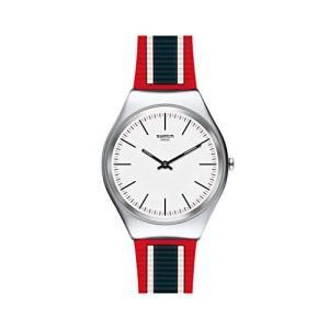 0d2dbb049b スウォッチSWATCH 腕時計 SKIN Irony (スキンアイロニー) SKINFLAG (スキンフラッグ) ユニセックス SYXS11