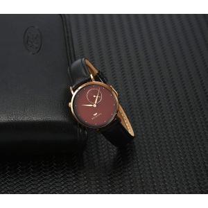 dd38e7a4a159 BRIGADA 高級 薄い 時計 レディース ブランド 人気、ブラウン 可愛い ファッション 腕時計 レディース ブランド 人気、自分用もし