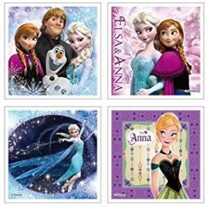 エンスカイ アナと雪の女王 シールコレクション...の詳細画像1