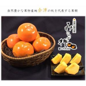 会津みしらず柿2L以上(9〜11個入り)2.5kg|yamautifruit|02