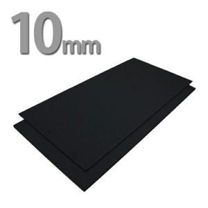 防音マット「フレーク防音マット」(910×455 4枚入)厚さ10mmタイプ yamayuu