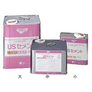 東リ製品専用接着剤 「USセメント」 (大)18kg 【送料無料】|yamayuu