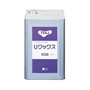 東リ製品専用接着剤 「Uワックス」 (大)18L  【送料無料】|yamayuu