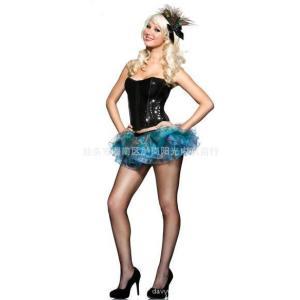 速達ネコポスで発送 ドレス パーティードレス コスプレ 仮装 ダンサー風セパレートコスチューム♪ ダンス パーティ ptd025|yamazaki