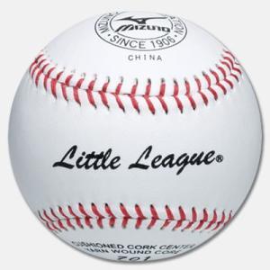 ミズノ 少年硬式野球ボール リトルリーグ701 リトルリーグ試合球 (1ダース/12球入り) 1BJBL70100|yamazakisports-ysp