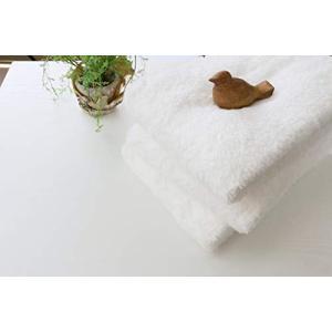 今治タオル バスタオル 雲ごこち やわらか ふんわり 吸水 速乾 ホワイト 約70×135cm|yamazoo-store