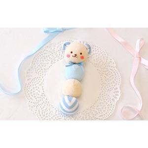 手芸キット赤ちゃん・ベビー・キッズのおもちゃ: くねくね くまさん|yamazoo-store