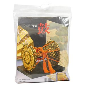 Panami 「コイン手芸」キット 鼓|yamazoo-store