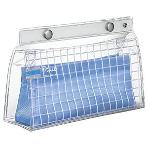 コクヨ ペンケース 筆箱 ツールペンケース ピープ アイスブルー F-VBF240-2|yamazoo-store