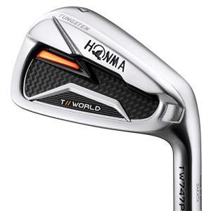 本間ゴルフ TOUR WORLD TW747 P アイアン N.S.PRO 950GH スチールシャフト スチール メンズ 右 6本セット(|yamazoo-store