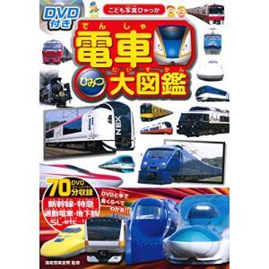 DVD付き 電車ひみつ大図鑑 (こども写真ひゃっか)|yamazoo-store