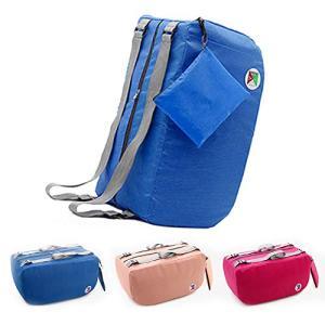 Bidiri アウトドアバックパック 折りたたみ 登山便携式バックパック リュック買い物 袋 超軽量 大容量 防水 折りたたみ リュック ス yamazoo-store