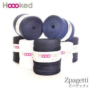 Hoooked(フックドゥ) Zpagetti ズパゲッティ SOLID COLOR 3  Tシャツ...